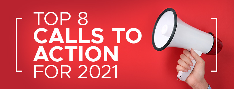 Top 8 Calls to Action that are delivering results right now
