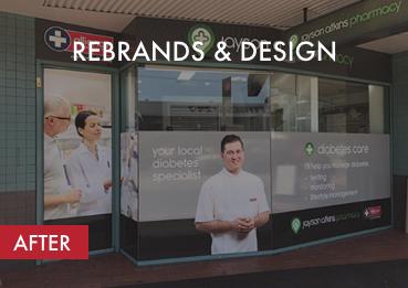 Re-Brands & Design