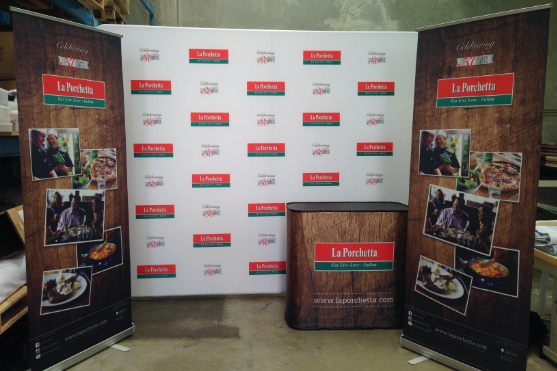 Events & exhibition signage specialists