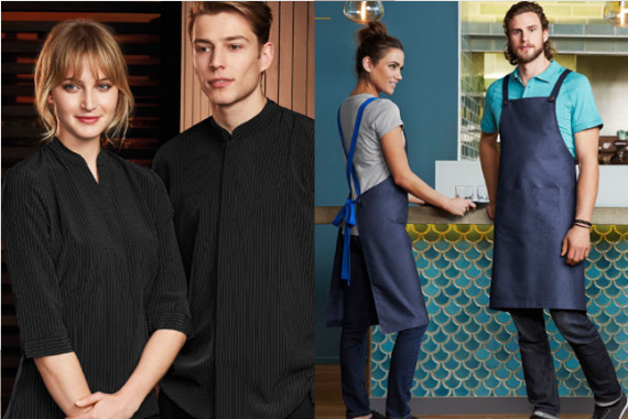 Corporate uniforms & branded workwear