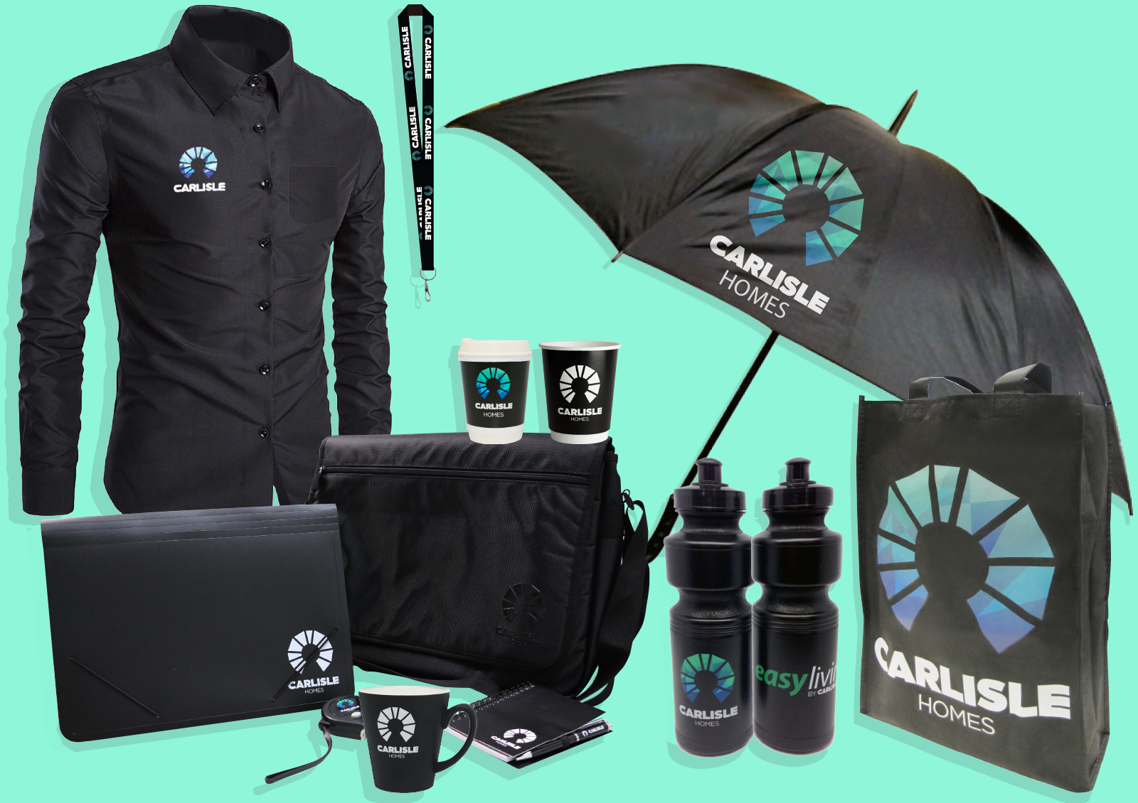 Branded merchandise with a purpose